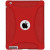 Amzer 93583 Silicone Skin Jelly Case - Tomato Red - For iPad 2