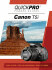Quickpro DVD Guide For Canon Rebel T5i