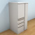 Marvel ZSAT24R_FT Ensemble Personal File Storage Tower - Right - Featherstone