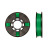 MakerBot Translucent Green PLA Small Spool / 1.75mm / 1.8mm Filament