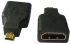 Comprehensive HDJ-HDDP HDMI A Female To HDMI Micro D Male Adapter