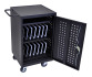 Luxor LLTM30B Tablet Cart