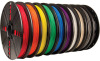 MakerBot 1.75mm PLA Filament (Large Spool, 10-Pack)