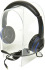 Camcor 109-TC Deluxe TRRS 3.5mm Headset with Microphone