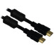 Cotame 25' High Speed HDMI Cable with Ethernet and Ferrite Cores - Black