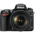 Nikon D750 24.3MP FX-Format DSLR Camera with 24-120mm f/4G ED VR Lens