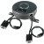 Stage Ninja SN-VGA-15-A Retractable VGA Cable Reel with Audio (15')