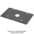 CHIEF SLM020 Custom RPM Interface Bracket