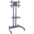 Luxor FP2500 Adjustable Height Flat Panel TV Cart
