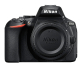 Nikon D5600 24.2 MP DX-format (body only) DSLR Camera