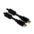 Cotame 7' High Speed HDMI Cable with Ethernet and Ferrite Cores - Black