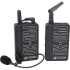 Azden PRO-XD 2.4 GHz Digital Lapel Mic Wireless System