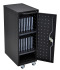 LLTP12-B - 12 Laptop/Chromebook Compact Charging Cart