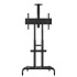 Luxor FP4000 Adjustable Height Flat Panel TV Cart