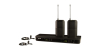 BLX188/CVL-J10 Dual Channel Lavalier Wireless System