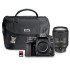 Nikon D7500 Digital SLR Camera with 18-300mm VR Lens and 32GB SD Card Kit-Black