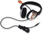 Avid Education AE-55 Headset - Black and Orange