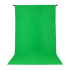 Promaster 2785 Wrinkle Resistant Backdrop 5'x9' - Chroma-key Green