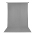 PROMASTER 2988 Wrinkle Resistant Backdrop 10'x20' - Grey
