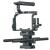 Stratus Complete Cage for Sony A7 Iii Series Cameras, Includes Top Handle, Rods, Base, Frame and Cable Clamp