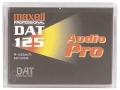 Maxell Audio Pro 125 Minute Digital Audio Tape