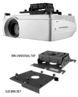 CHIEF RPA-315 Ceiling Bracket for Dell 2300MP image