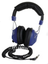 Camcor 105AS Deluxe Headphone With Auto Stereo/Mono, VC, 1/4