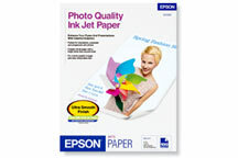 Epson Photo Quality Ink Jet Paper, Letter Size image