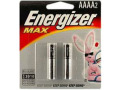 EVEREADY Enegizer Alkaline AAAA 2-Pack