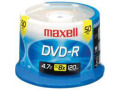 Maxell MXL-DVD-R/50 DVD-R 50 Disc Spindle