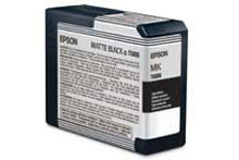 Epson Matte Black Ink Cartridge for 3800 (UCM Ink - 80 ml) image