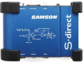 Samson SDIRECT Active Direct Box with Ground Lift Switch