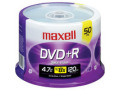 Maxell MXL-DVD+R/50 50 Spindle DVD+R