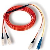 Cables To Go Mode Conditioning Fiber Optic Duplex Cable image