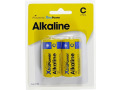 Promaster C Xtra Power Batteries-2 Pack Alkaline