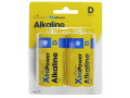 Promaster D Xtra Power Batteries-2 Pack Alkaline