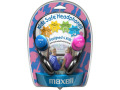 Maxell KHP-2 Headphone - Stereo - Mini-phone