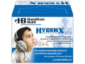 HygenX Sanitary Headphone Covers for Over-Ear Headsets - 50 Pair