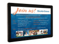 Buhl BDS-42A FlashSign 42 Inch Standalone Digital Signage Display