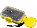 Dolfin 5010 ABS Dry Box - Clear/Yellow