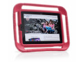GripCase I2RED-USB GripCase for iPad 2,3,4 (Red)