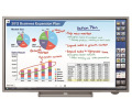 "Sharp 70"" Interactive Touch Screen LED Display System"