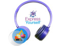 Hamilton KPCC-BLU Express Yourself Kidz Phonz Headset 3.5mm