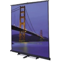 Da-Lite Floor Stand for Carpeted Floor Model C Projection Screen image