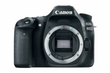 Canon EOS 80D Digital SLR Camera (Body Only) - Black image