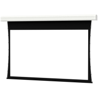 "Da-Lite Tensioned Large Advantage Deluxe Electrol Electric Projection Screen - 220"" - 4:3 image"