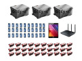 ASUS VR Kit for 30 Students with Cases and Router