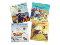 HamiltonBuhl Blackbear The Pirate Series - Augmented And Virtual Reality 3D Interactive Children's Book Series - Set Of 4