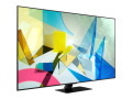"Samsung QN75Q80TAF 74.5"" Smart LED-LCD TV - 4K UHDTV - Titan Black"