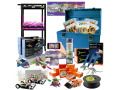 Deluxe Steam Pack with Coding Robots/Engineering Robots/3D Printing Pens/Augmented Reality/LED Grow-light